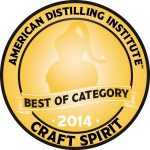 2014 American Distilling Institute Best Category