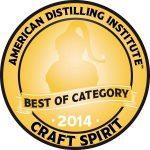 2014 American Distilling Institute Best Category