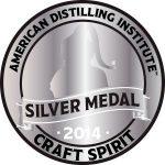 2014 American Distilling Institute Silver Medal