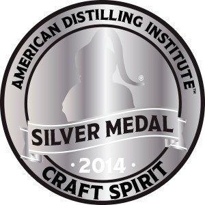2014 American Distilling Institute Silver Medal