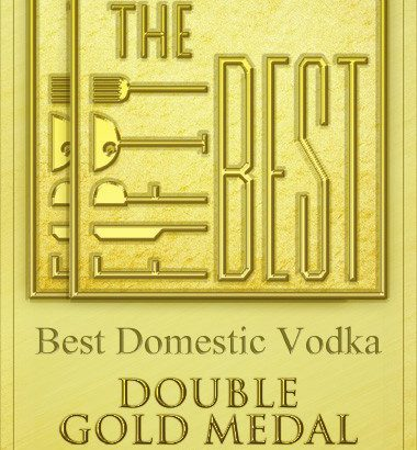 2015 50-Best Double Gold Gold Medal