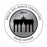 2017 Berlin International Spirits Competition Silver Winner