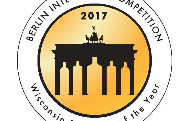 2017 Berlin International Spirits Competition Wisconsin Distillery of the Year